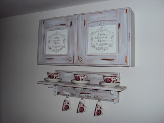 Coś z niczego – czyli szafka dla mamy i pierwsze wyróżnienie!:)