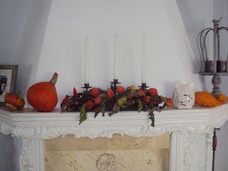 Jesień w domu i taki tam….